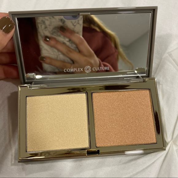 New Complex Culture Highlighter Duo Palette